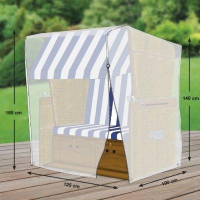 strandkorb schutzh lle kaufen mit test und bewertung. Black Bedroom Furniture Sets. Home Design Ideas